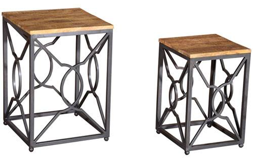 Vida Living - Tangier Nest of Tables Product Image