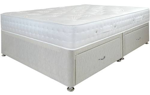 Airsprung Beds - Aria 1200 Orthopaedic Pocket Sprung Divan Bed Product Image
