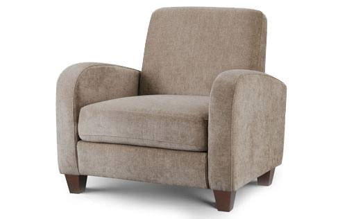 Julian Bowen - Vivo Fabric Chair & Sofa Product Image