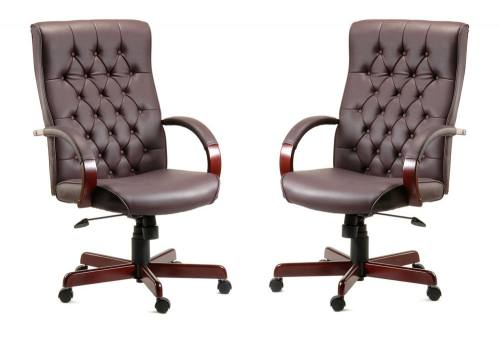 teknik office warwick leather executive chair fully adjustable