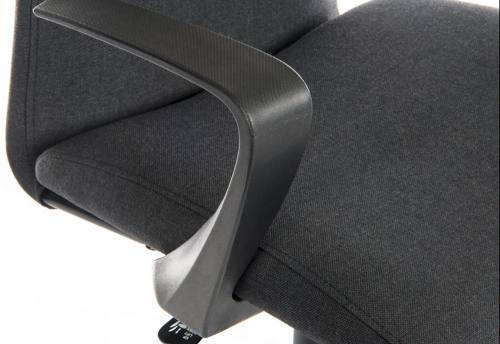 Teknik Office - Work Chair: Grey Fabric