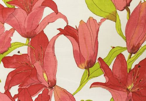 Swaffer Fabrics - Handpicked Book - Lilies 02 Product Image
