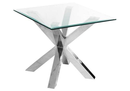 Febland - Crossly Glass Lamp Table Product Image