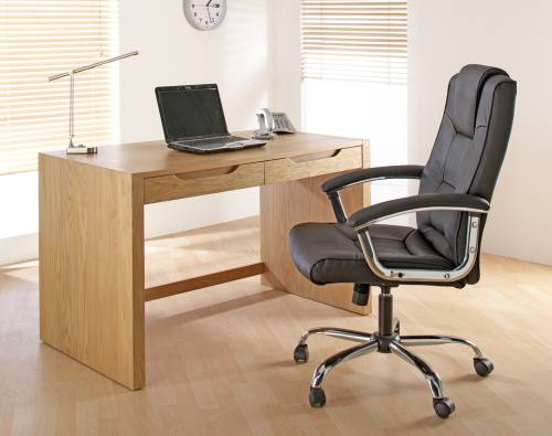 home office office desks alphason butler oak home office desk