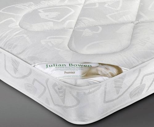 Julian Bowen - Premier Coil Sprung King Size Bed Mattress