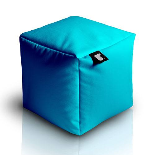 Extreme Lounging - Monster bbox: Aqua PU Fabric