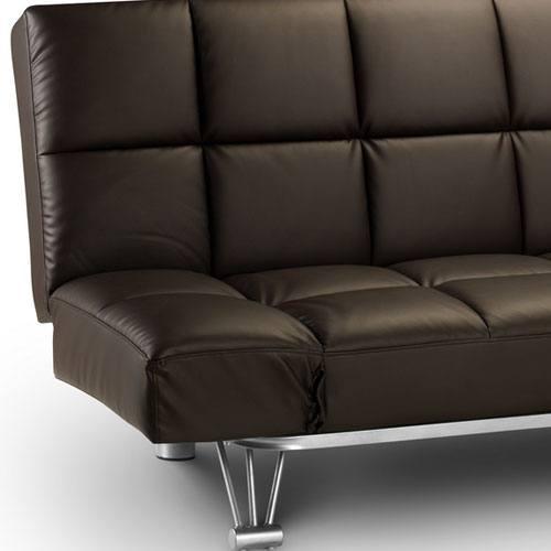 Julian Bowen Manhattan Sofa Bed Click Action Folding Sofa Bed