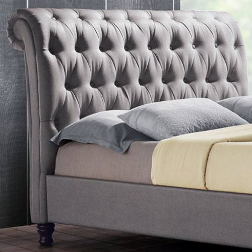 Grey Fabric - Double  Kingsize - Mattress Packages | Sofa and Home