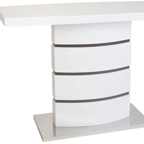 Greenapple Furniture Rimini Lacquered Gloss Grey Or