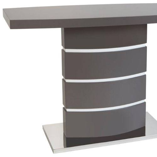 Grey High Gloss Coffee Table Uk: Rimini Lacquered Gloss Grey Or