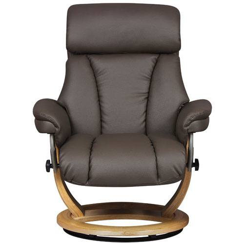 Julian Bowen Malmo Recliner And Footstool