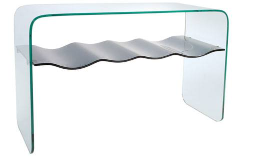 Greenapple - Ripple Glass Occasional Table Product Image