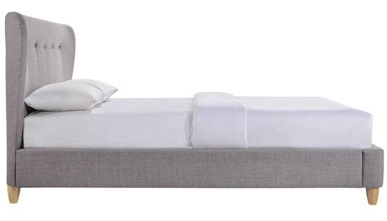 Bed side view