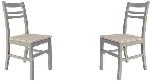 Statement Furniture - Florence White Dining Product Image