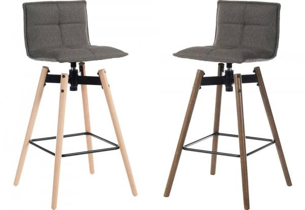 Teknik Office - Spin Swivel Bar Stool