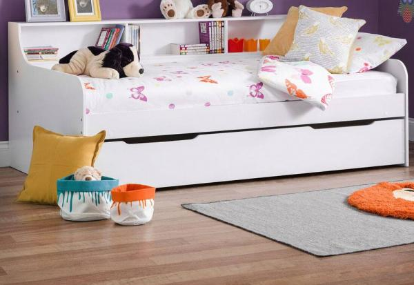 Julian Bowen - Grace Day Bed with Ellie Under bed - Package