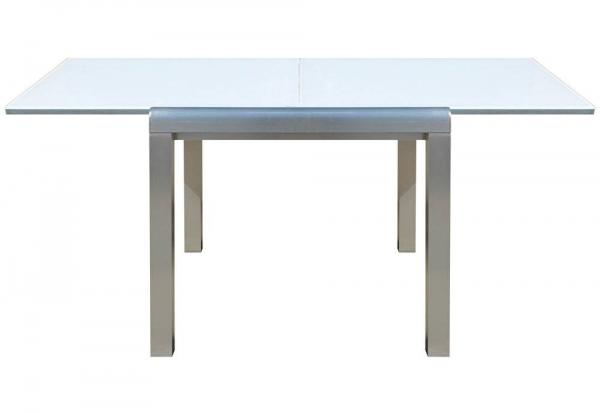 HND - Cremona Extending Glass Dining Table