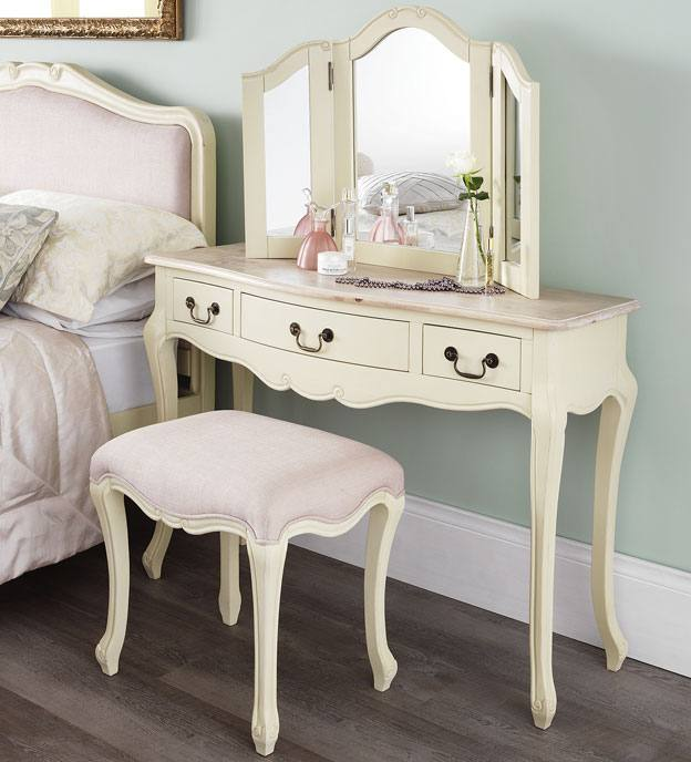 Statement Furniture Juliette Bedroom Range Champagne