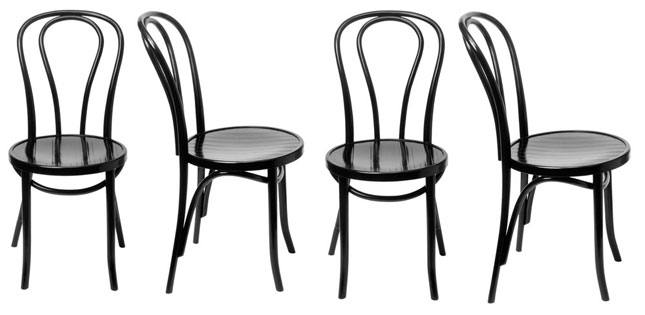 black hnd bistro bentwood chair black bentwood chairs