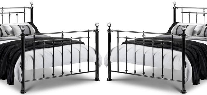 Julian Bowen - Marquis Metal Bed Product Image