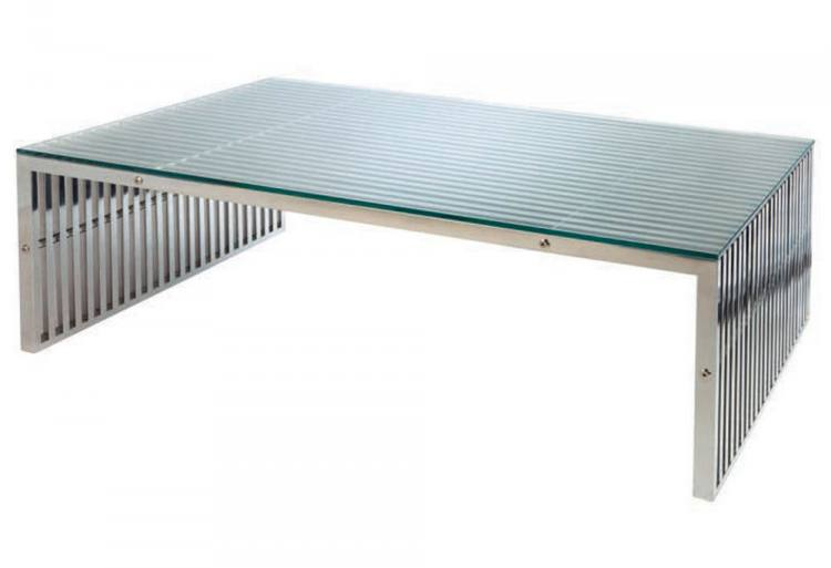 Greenapple Furniture Steele Stainless Steel Dining  : 750x5131349369491CoffeeTable from www.sofaandhome.co.uk size 750 x 513 jpeg 24kB
