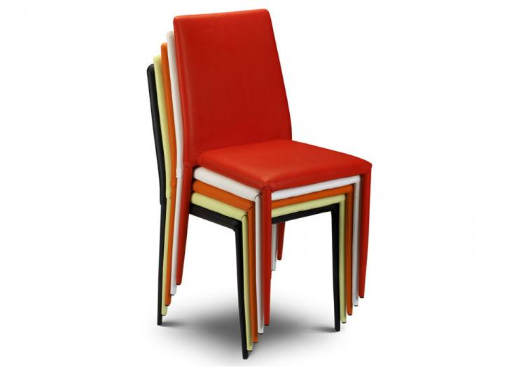Julian Bowen Jazz Stacking Chair Product Image