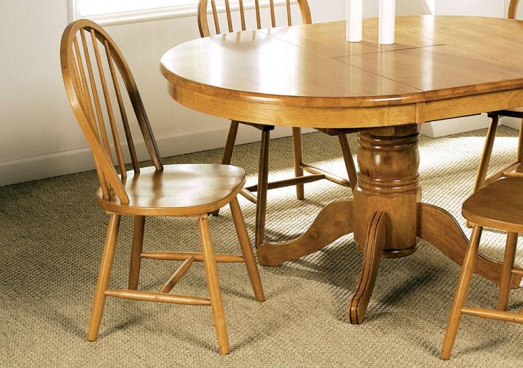 Wondrous Furniture Malvern Extending Dining Table With 4 Or 6 Windsor Machost Co Dining Chair Design Ideas Machostcouk