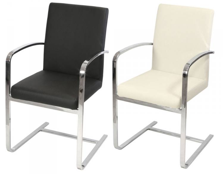 Metal Frame Kitchen Chairs