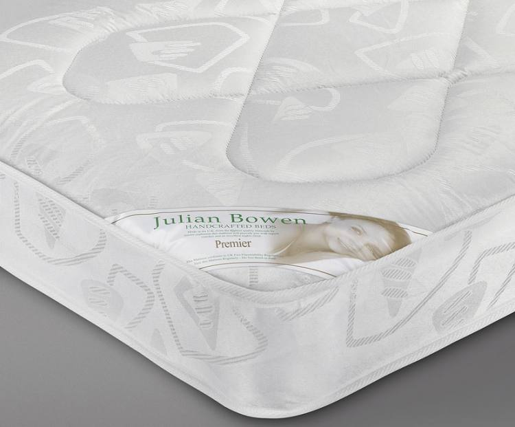 Julian Bowen - Barcelona White Hideaway bed Product Image