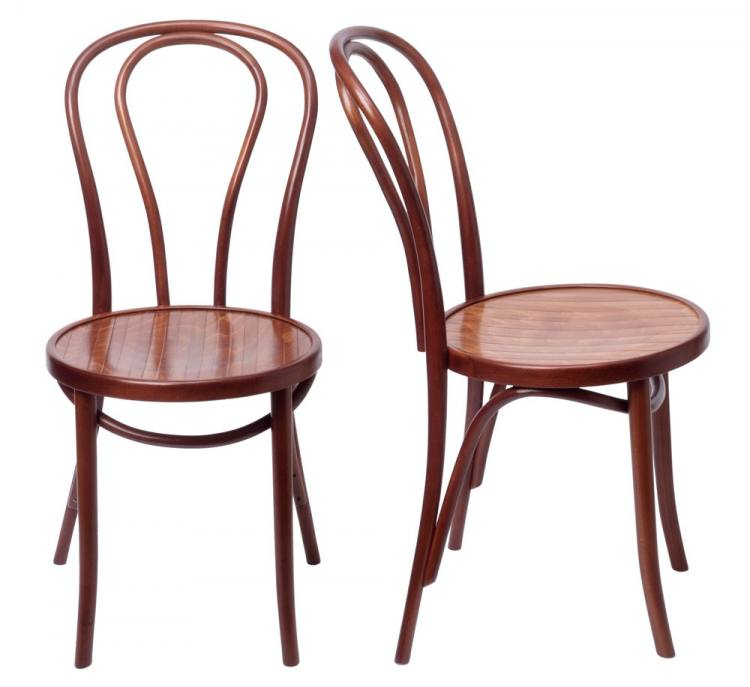 BENTWOOD CAFE CHAIRS AND BARSTOOLS | THONET.
