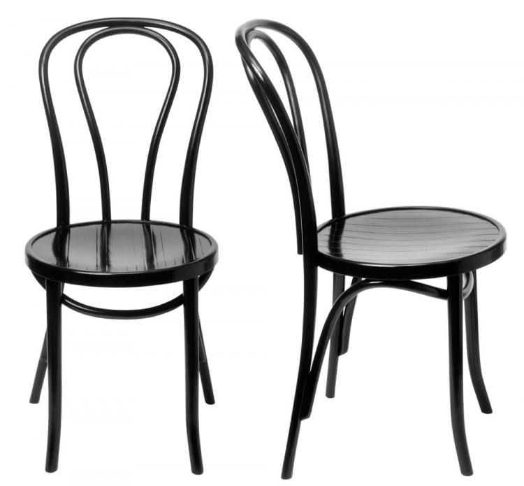 Hnd A18 Thonet Bentwood Dining Chairs 5 Colour