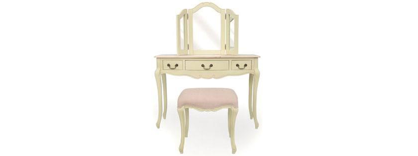 Statement Furniture Juliette Bedroom Range Champagne