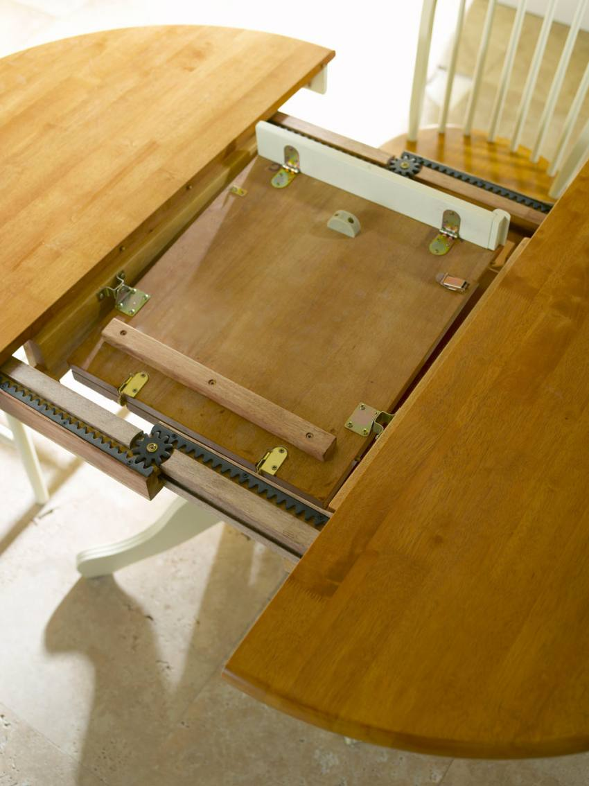 Expandable Dining Table Mechanism The Image Kid Has It
