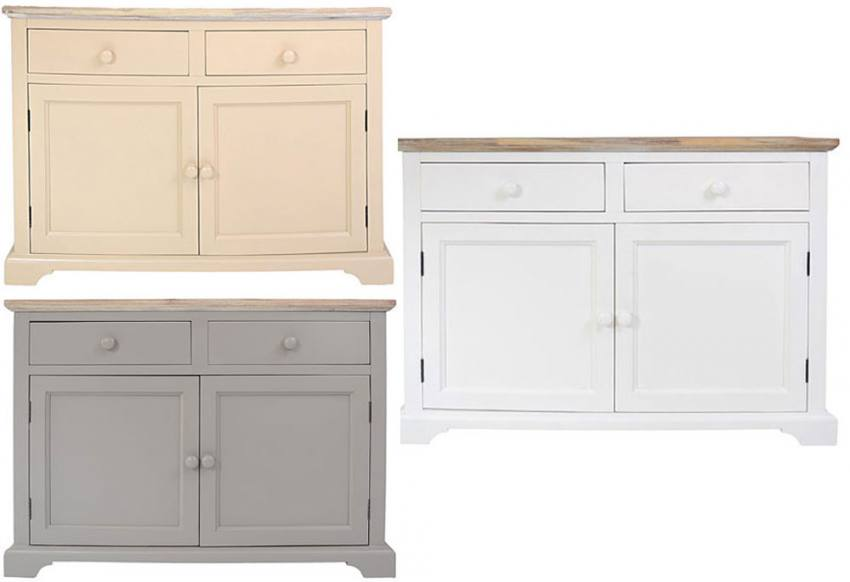 In 3 Colours Statement Furniture Florence Sideboard
