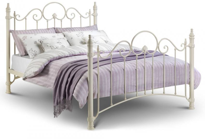 Image Result For White Wrought Iron Single Bed Frame