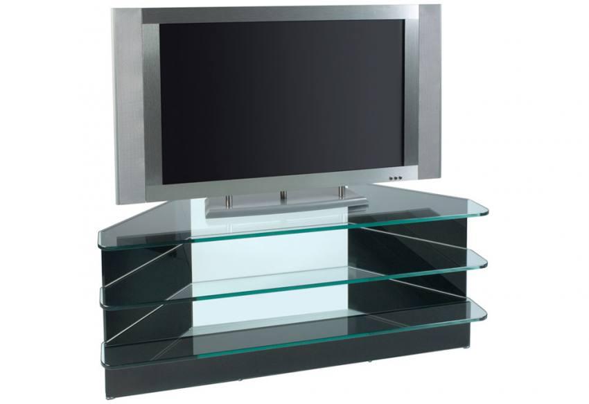 small corner furniture. 10mm Glass. Greenapple - Plasma Small Glass Corner Furniture