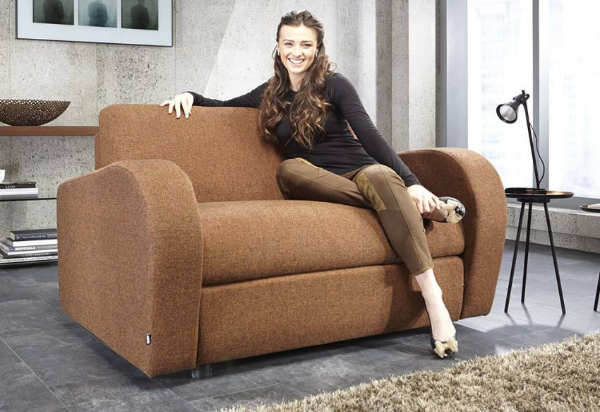 Jay Be - Retro Deep Sprung Sofa Bed Product Image