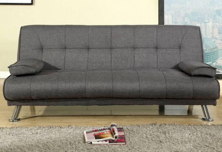 Birlea Furniture Logan Sofa Bed Click Action Folding