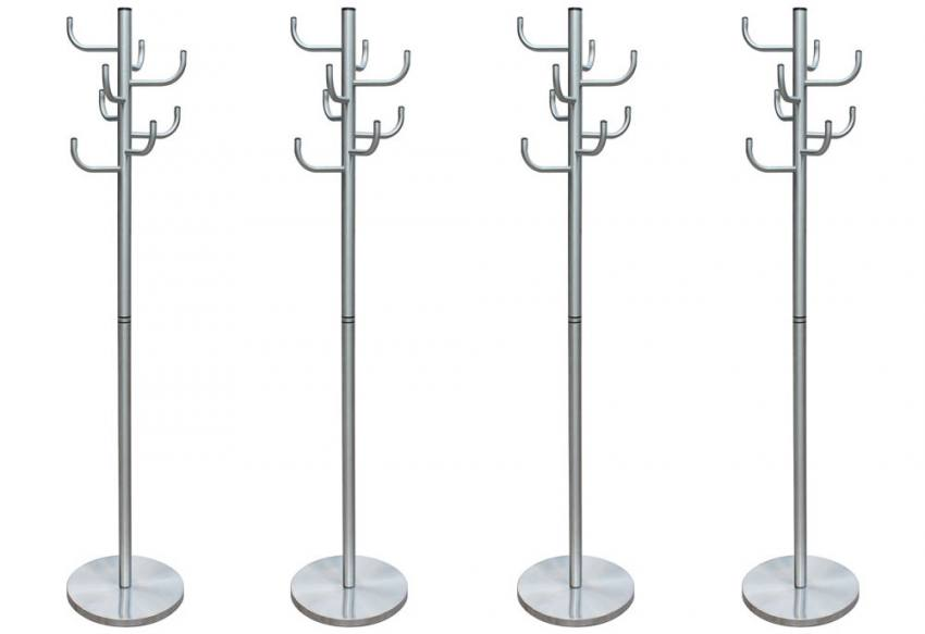 Hnd Manhattan Hat Amp Coat Stand Contemporary Design In