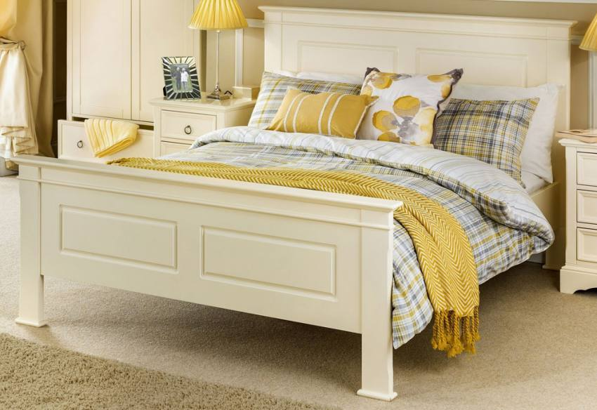 Julian Bowen - La Rochelle Bedroom Product Image