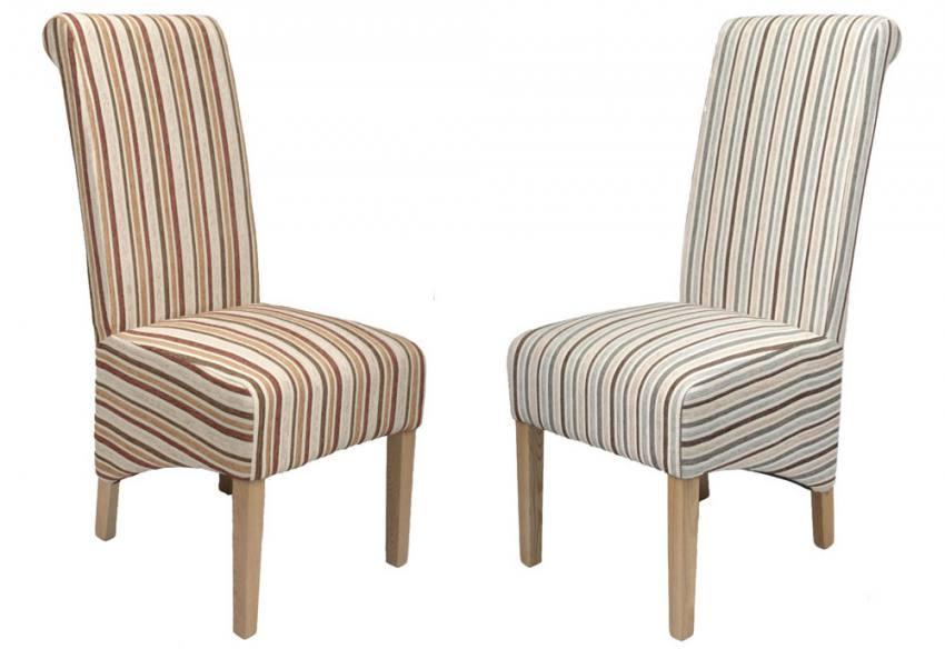 shankar - krista dining chairs - natural oak legs - chenille