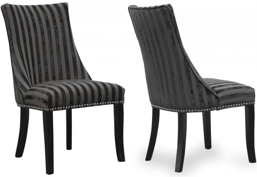 Shankar Balmoral Accent Amp Dining Chairs Dark Lacquer