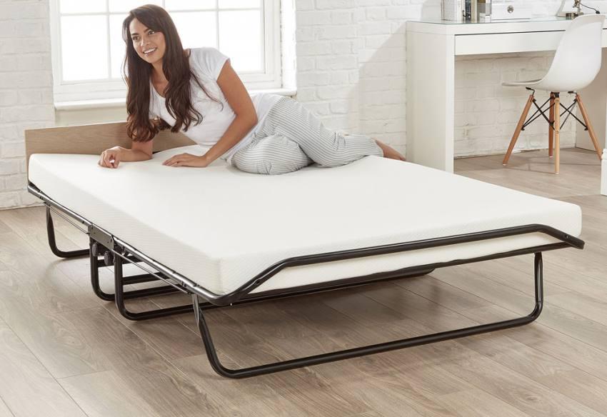 Jay Be Supreme Memory Foam Folding Beds Single Double Guest
