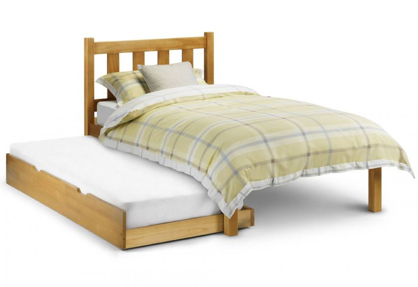 Julian Bowen - Poppy Stopover Pine Bed Product Image