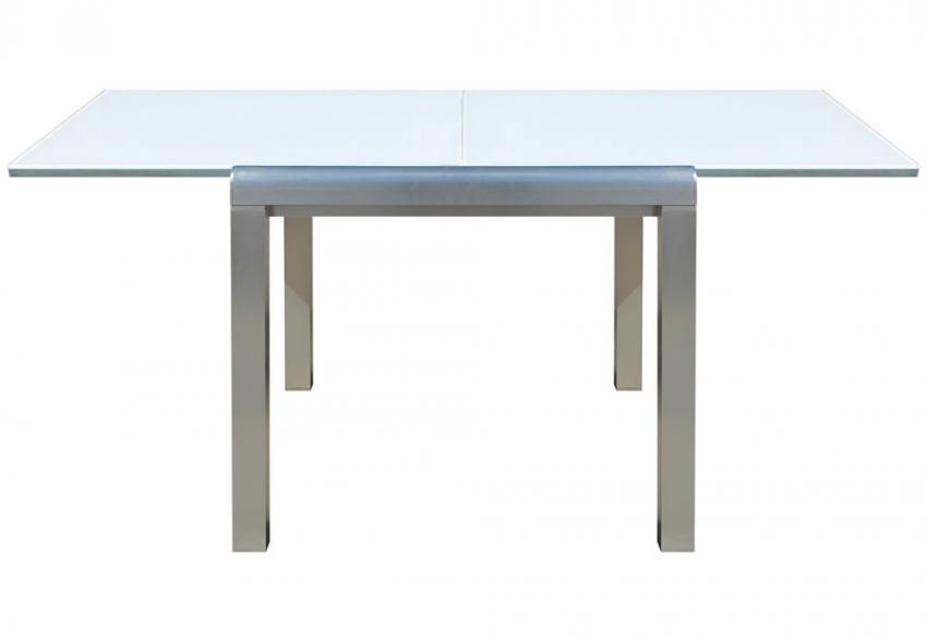 HND - Cremona Extending Glass Dining Table Product Image
