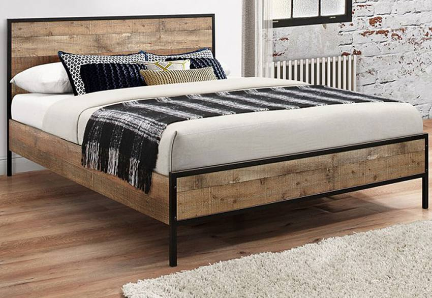 Birlea Furniture Urban Bedroom Range Industrial Chic Bedsides Mesmerizing Urban Bedroom