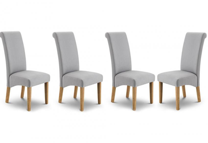 Julian Bowen - Rio Scrollback Dining Chair Product Image