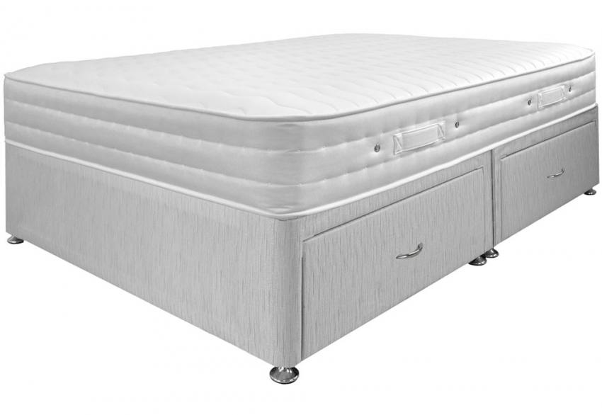 Airsprung Beds - Aria 1000 Memory Pocket Sprung Divan Bed  Product Image