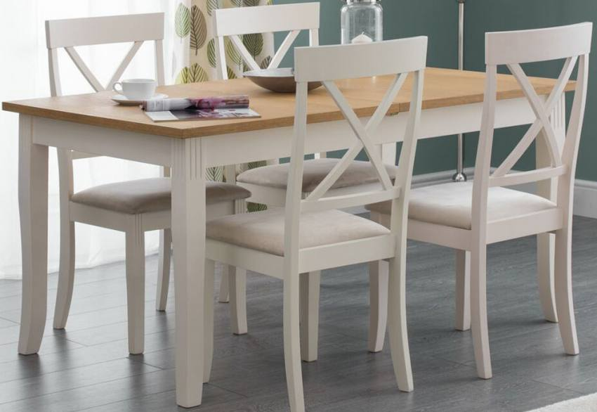 Julian Bowen - Davenport Extending Dining Table Product Image