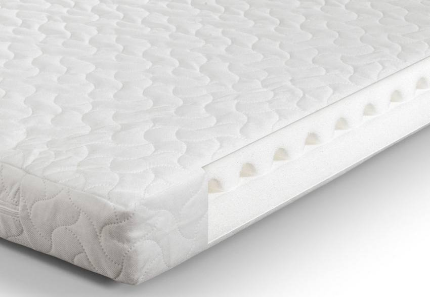 Julian Bowen - Air Wave Foam Cotbed Mattress Product Image